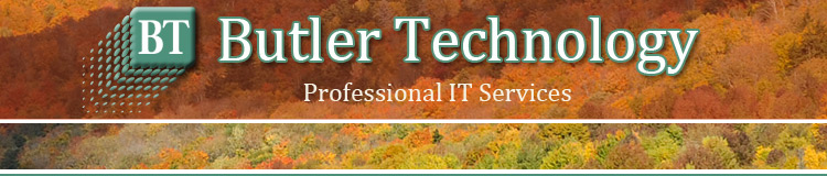 Butler Technology -Waterbury Vermont